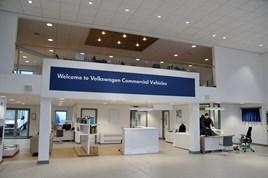 Snows Group Volkswagen Van Centre