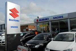 Snows Suzuki Poole