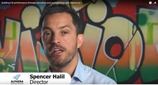 Spencer Halil, director of Alphera Financial Services
