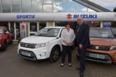 Nick and Annie Allen Sportif Suzuki