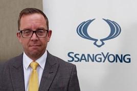 Steve Prew, SsangYong