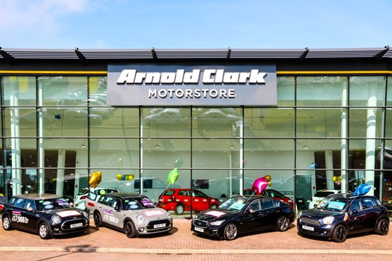 Arnold Clark Motorstore