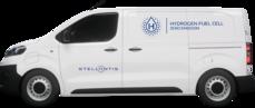 Stellantis hydrogen fuel cell light commercial vehicle (LCV)