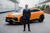 Stephan Winkelmann, the president and chief executive of Automobili Lamborghini