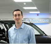 Stephen Bucci SsangYong aftersales manager