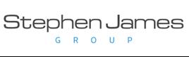 Stephen James' logo
