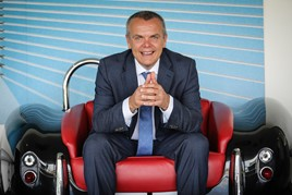 Snows Motor Group chief executive, Stephen Snow