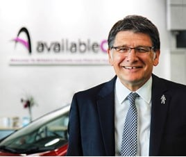 Available Car chief operating officer, Steve Alcock