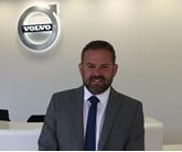 Steve Beattie, head of business sales of Volvo Car UK