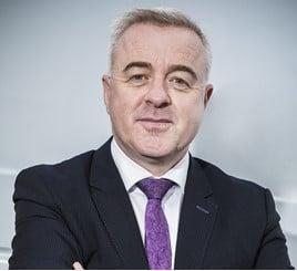 Moving on: Mercedes-Benz Vans UK managing director Steve Bridge