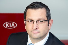 Steve Hicks, Kia Motors (UK)