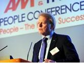 IMI chief executive Steve Nash