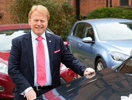 Steve Nash, chief executive of the Institute of the Motor Industry (IMI)