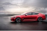 The new Kia Stinger GT