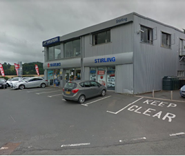 Stirling of Hereford Suzuki