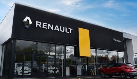 Stoneacre Motor Group's Renault dealership in Chesterfield