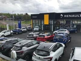 Stoneacre's new Renault and Dacia car dealership in Blackburn