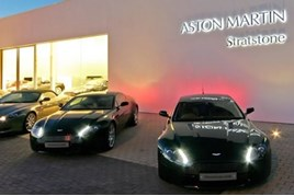 Stratstone Aston Martin Dealerships Top Global Sales Charts Car - Aston martin dealerships
