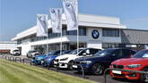 Pendragon's upgraded Stratstone BMEW Doncaster dealership