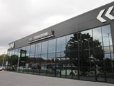Stratstone's new Mini dealership in Leeds