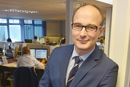 Stuart Gibbons, BCA's director of buyer services