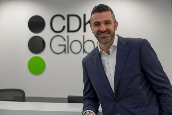 CDK Global MD Stuart Miles