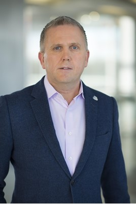 Stuart Rowley, the incoming president of Ford of Europe