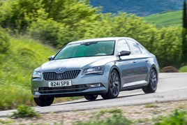 Driver Power success: the Skoda Superb