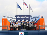 Suzuki GB graduation ceremony at Rockingham Motor Speedway