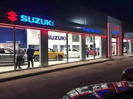 Suzuki Greg Mitchell Motors