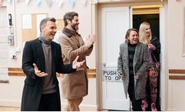 Take That star in 'Suzuki #BringTheFun to Saturdays on ITV' marketing campaign