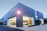 Swansway Group's Stafford Land Rover dealership