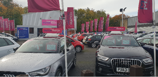 Swansway Motor Group is expanding its Motor Match used car offering into Bolton and Stockport