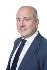 Matthew Hill, head of business at Swansway Jaguar Crewe