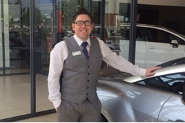 Swansway Peugeot Chester general manager, Jay Dougan