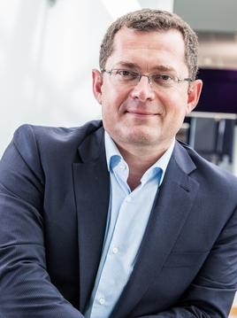 Sylvain Charbonnier VW UK aftersales director