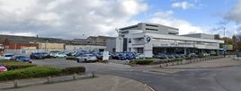 Sytner Group's BMW dealership in Coventry