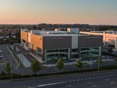 Sytner Group's new Jaguar Land Rover (JLR) dealership in South West London