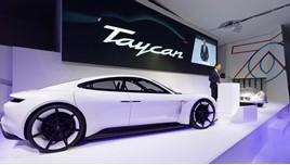 Porsche Taycan EV