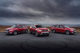 Dacia's new special edition Techroad trim level