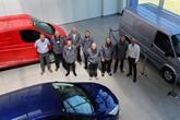 Vehicle technicians for the Manufacturer Led Programme (MLP)