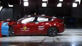 Tesla Model 3 completes Thatcham Research's Euro NCAP safety tests