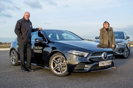 Thatcham Research What Car Mercedes A-Class 2019