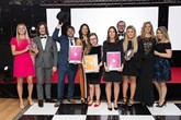 Lookers' marketing team at Communicator's email marketing awards