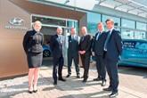 The Bristol Street Motors Exeter Hyundai team