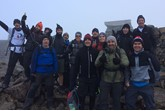 Success: Honda dealers complete 24hr Three Peaks challenge