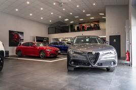 Inside Beechdale Motor Group's award-winning Alfa Romeo Derby dealership