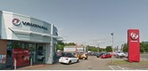 Thurlow Nunn's Vauxhall Motors franchised car dealership in Fakenham