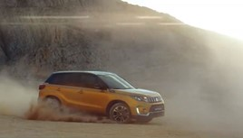 Suzuki Vitara 'Time to Play' television advert