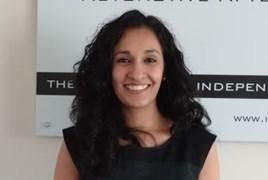 Tina Patel, IAAF